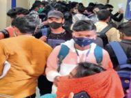 कॉलेजों में भीड़ लगी तो बीयू को नामांकन की अंतिम तारीख बढ़ाकर 15 फरवरी करनी पड़ी|भोपाल,Bhopal - Dainik Bhaskar