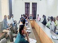 हरसूद उद्वहन का लाभ व खालवा वृहद सिंचाई निर्माण शुरू करें|खंडवा,Khandwa - Dainik Bhaskar