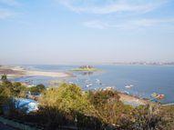 नियमों के खिलाफ बड़े तालाब के 50 मीटर के दायरे में निगम बना रहा घाट|भोपाल,Bhopal - Dainik Bhaskar