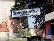 घर से स्कूल जा रही छात्रा को कमरे में बुलाकर की थी हरकत, कोर्ट ने सुनाई की जेल|इंदौर,Indore - Dainik Bhaskar