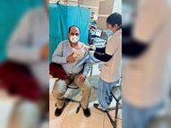 पीजीआई में 3 दिन में 900 हेल्थ वर्कर में से 93 ने लगवाया टीका, एक और मौके के बाद दोबारा नहीं बुलाएगा विभाग|रोहतक,Rohtak - Dainik Bhaskar