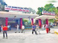26 के बाद ट्रामा सेंटर व न्यू मॉड्यूलर ओटी में मरीजों की शुरू होगी सर्जरी|रोहतक,Rohtak - Dainik Bhaskar