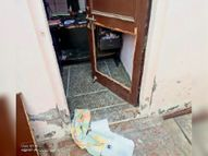6.27 लाख कैश सहित तिजोरी ले गए चोर, खेत में खाली मिली|डबवाली,dabwali - Dainik Bhaskar