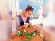 दिल्ली के मेले में बिकेंगे बच्चों के बनाए टॉयज, अब स्कूलों में बच्चे और टीचर बनाएंगे खिलौने|सिरसा,Sirsa - Dainik Bhaskar
