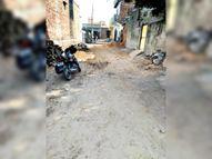 नप एक करोड़ की लागत से 12 गलियों और एक नाले का करवाएगी निर्माण, सोमवार को लगाए जाएंगे टेंडर|भिवानी,Bhiwani - Dainik Bhaskar
