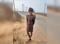 इलाज के अभाव में 10 साल से बेड़ियों में बंधा है अंग्रेज|फतेहाबाद,Fatehabad - Dainik Bhaskar