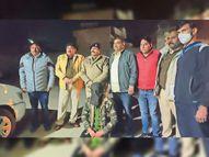 पोते ने घर में घुस 75 साल के रिटायर्ड फौजी को तलवार घौंप मार डाला|रोहतक,Rohtak - Dainik Bhaskar