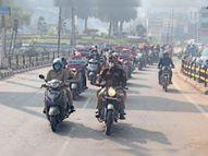 पुलिस की रैली थी तो 26 मुलाजिम कर दिए तैनात, जागरुकता के लिए निकला काफिला बस 'ऑल इज वैल' मान गुजरता गया पंजाब,Punjab - Dainik Bhaskar