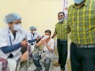 पोर्टल पर खोला एडिट का ऑप्शन, जिनको नहीं लगी, वे नाम जुड़वाकर लगवा सकेंगे वैक्सीन सीहोर,Sehore - Dainik Bhaskar