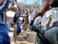खुशियों की मुराद पूरी; तीन पीढ़ी बाद आई बेटी, परदादा खूब नाचे|भोपाल,Bhopal - Dainik Bhaskar