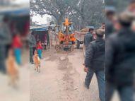 3 साल इंतजार और 3 बार टेंडर कैंसल हाेने के बाद अब शुरू हुआ जवाहरलाल राेड का निर्माण, 28 करोड़ रुपए होंगे खर्च|मुजफ्फरपुर,Muzaffarpur - Dainik Bhaskar