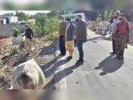 कचरा निस्तारण पर सीईओ की बैठक, अनुपस्थित कनिष्ठ सहायक निलंबित, सरपंच भी नहीं आए|उदयपुर,Udaipur - Dainik Bhaskar