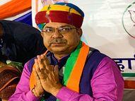 भाजपा प्रदेश अध्यक्ष पूनिया ने कहा- पार्टी ने वसुंधरा की भूमिका देश के लिए तय कर रखी है, मुख्यमंत्री कौन होगा? फैसला पार्लियामेंट्री बोर्ड करेगा|जयपुर,Jaipur - Dainik Bhaskar