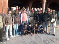 बाड़ी विधायक मलिंगा ने हमारा जीना हराम कर रखा था, 26 जनवरी से पहले उसे मारना चाहते थे|भरतपुर,Bharatpur - Dainik Bhaskar