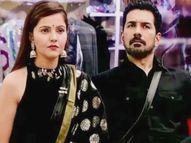 अभिनव शुक्ला और रुबीना दिलाइक के बीच छोटी-छोटी बातों पर हो रही लड़ाई, सलमान भी लगा चुके फटकार|टीवी,TV - Dainik Bhaskar