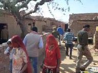 मजदूर के बेटे की तलाश कर रहे 150 जवान, 100 ग्रामीण; ड्रोन भी नहीं ढूंढ़ पाया, अब 25 किमी दायरे में होगी घर-घर तलाशी|झुंझुनूं,Jhunjhunu - Dainik Bhaskar