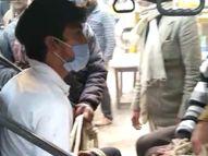 आलमगंज थाना से ई-रिक्शा में कैदी को ले जा रहे थे कोर्ट, हाथ में बंधी रस्सी छुड़ाकर सामने से भागा|पटना,Patna - Dainik Bhaskar