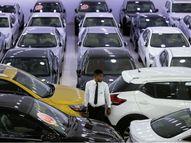 वाहनों के नए मॉडल बेचने की अनुमति जरूरी, लोगों को गाड़ी लेने में दिक्कत|रायपुर,Raipur - Dainik Bhaskar