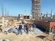 मार्च में पूरा होगा दतहरा वाटर प्रोजेक्ट, 5500 घरों में नल कनेक्शन देने का काम एक फरवरी से|मुरैना,Morena - Dainik Bhaskar