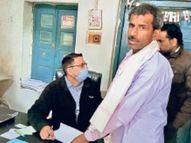डिलीवरी के बाद नर्सों ने रुपए लेने के बाद दिया बच्चा, बीएमओ से शिकायत|पोरसा,Porsa - Dainik Bhaskar