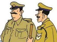 दड़ा-सट्टा पर रेड करने पहुंचे पुलिस कर्मी से धक्का-मुक्की,मुलाजिम द्वारा बरामद सामान हाथ से छीनकर भागे आरोपी, जांच शुरू लुधियाना,Ludhiana - Dainik Bhaskar
