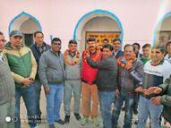 राजकीय प्राथमिक शिक्षक संघ की जिला कार्यकारिणी का गठन, बबरूभान बने प्रधान|रेवाड़ी,Rewari - Dainik Bhaskar