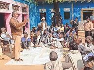 तीनों कृषि कानूनों के विरोध में किसान ट्रैक्टर परेड में शामिल हों: दीक्षित|भिंड,Bhind - Dainik Bhaskar