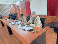 विवि के रिटायर्ड शिक्षक लेंगे घंटी आधारित क्लास|रामगढ़ (रांची),Ramgarh (Ranchi) - Dainik Bhaskar