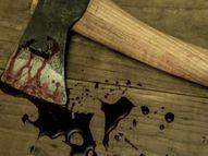 जादू-टोने के शक में दूर के पोते ने कुल्हाड़ी से की थी वृद्ध की हत्या, गिरफ्तार|सोहागपुर,Sohagpur - Dainik Bhaskar