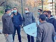 लक्कड़ बाजार से बस स्टैंड तक एलिवेटर बनाने का रास्ता साफ, एचआरटीसी जगह देने को तैयार, 11 करोड़ आएगा खर्च|शिमला,Shimla - Dainik Bhaskar