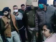 सिकन्दराबाद से जोधपुर आ रही एसी ट्रेन के यात्रियों से लूटपाट, मारवाड़ जंक्शन पर लोगों का हंगामा|जोधपुर,Jodhpur - Dainik Bhaskar