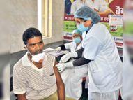 वैक्सीन और जांच के लिए आगे नहीं आ रहे हैं लोग, जो नहीं पहुंचेंगे; उनकी जगह प्रतीक्षा सूची वालों को लगेगा कोरोना का टीका|रांची,Ranchi - Dainik Bhaskar