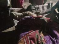 दो पड़ोसी बच्चों के बीच मोबाइल का हुआ झगड़ा, छुड़ाने आई बहन को ईंट से कूचा, मौके पर ही मौत|जमुई,Jamui - Dainik Bhaskar