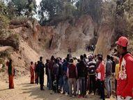 अवैध चाल धंसने से मलबे में दबकर 4 लोगों की मौत, 24 घंटे बाद सभी शव निकाले गए झारखंड,Jharkhand - Dainik Bhaskar