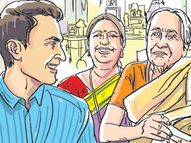 कन्या का घरों में स्वागत हो, इसकी तैयारी मानस बनाने, विश्वास जगाने और कन्या का भरपूर मान करने से ही होगी|मधुरिमा,Madhurima - Dainik Bhaskar