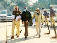 अफीम व ड्रग मनी सहित पकड़े आरोपी को जेल भेजने के आदेश|अबोहर,Abohar - Dainik Bhaskar