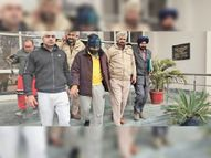 अफीम खाने की लत के बाद करने लगा तस्करी, आरोपी से 1 किलो नशा बरामद|गुरदासपुर,Gurdaspur - Dainik Bhaskar