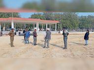 पक्का मोर्चे पर डटे किसान बोले- किसी सूरत में नहीं हटाएंगे तंबू तो प्रशासन को बदलना पड़ा फैसला|सिरसा,Sirsa - Dainik Bhaskar