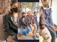वापी से ट्रेन में बैठी महिला को हार्ट अटैक, भेस्तान में उतारकर एंबुलेंस से अस्पताल भेजा, हो गई मौत गुजरात,Gujarat - Dainik Bhaskar