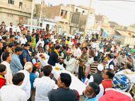 98 मतदान केन्द्र संवेदनशील और अति संवेदनशील घोषित, चुनाव आयोग कराएगा वीडियोग्राफी|नागौर,Nagaur - Dainik Bhaskar