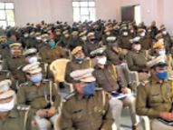 हरियाणा के सक्रिय अपराधियों की सूची बनाई जाएगी|झुंझुनूं,Jhunjhunu - Dainik Bhaskar