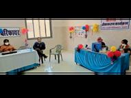 तीन सेंटराें पर 146 काेराेना वाॅरियर्स का वैक्सीनेशन, वैक्सीन की दूसरी खेप पहुंची|बाड़मेर,Barmer - Dainik Bhaskar