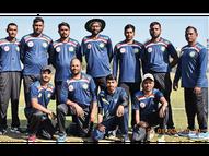 क्रिकेट ही नहीं, जिंदगी की भी जंग लड़ रहे प्रदेश के दिव्यांग क्रिकेटर|जयपुर,Jaipur - Dainik Bhaskar
