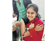 नहीं बढ़ा रुझान, सिर्फ 1155 जनों ने ही कराया वैक्सीनेशन|जयपुर,Jaipur - Dainik Bhaskar