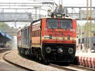 एक्सप्रेस ट्रेन के रूप में दौड़ रही है जयपुर-बयाना पैसेंजर|करौली,Karauli - Dainik Bhaskar