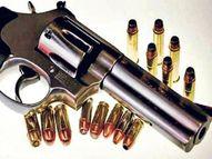 हुसैनाबाद में मीट कारोबारी को बदमाशों ने मारी गोली, पैर में लगी, खतरे से बाहर|भागलपुर,Bhagalpur - Dainik Bhaskar