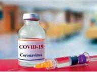 वैक्सीनेशन का छठा दिन, रांची में लक्ष्य से ज्यादा 314 लाेगाें ने लिया वैक्सीन|रांची,Ranchi - Dainik Bhaskar