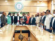 सीएम हेमंत सोरेन ने कहा- शिक्षा से जुड़ी समस्याओं का जल्द होगा समाधान|रांची,Ranchi - Dainik Bhaskar