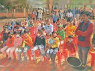 स्वच्छता संवाद, हफ्ते में एक बार लोगाें से रूबरू होंगे कलेक्टर|गुना,Guna - Dainik Bhaskar