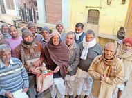 चित्तौड़गढ़ के गांव में कबूतरों के नाम पर 7 बीघा जमीन, लाखों का बैंक बैलेंस और सेवा के लिए नौकर-चाकर|चित्तौड़गढ़,Chittorgarh - Dainik Bhaskar
